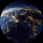 CV Origin timeline internet launched